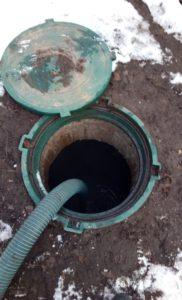 Откачка канализации Зеленогорск_